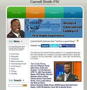 Carnell Smith Pfv website
